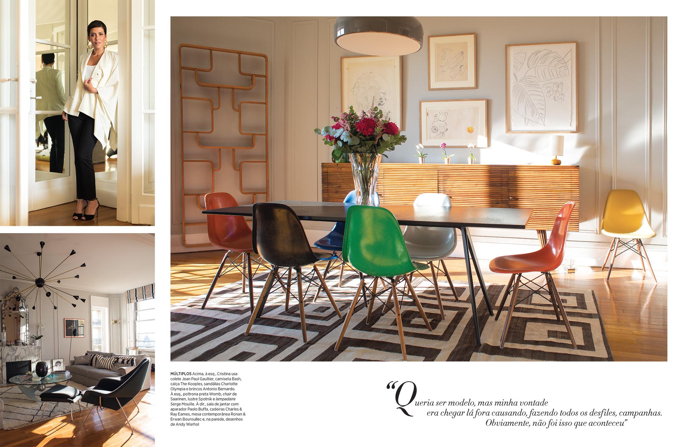 cristina cordula a fashionable life cristina cordula. Black Bedroom Furniture Sets. Home Design Ideas