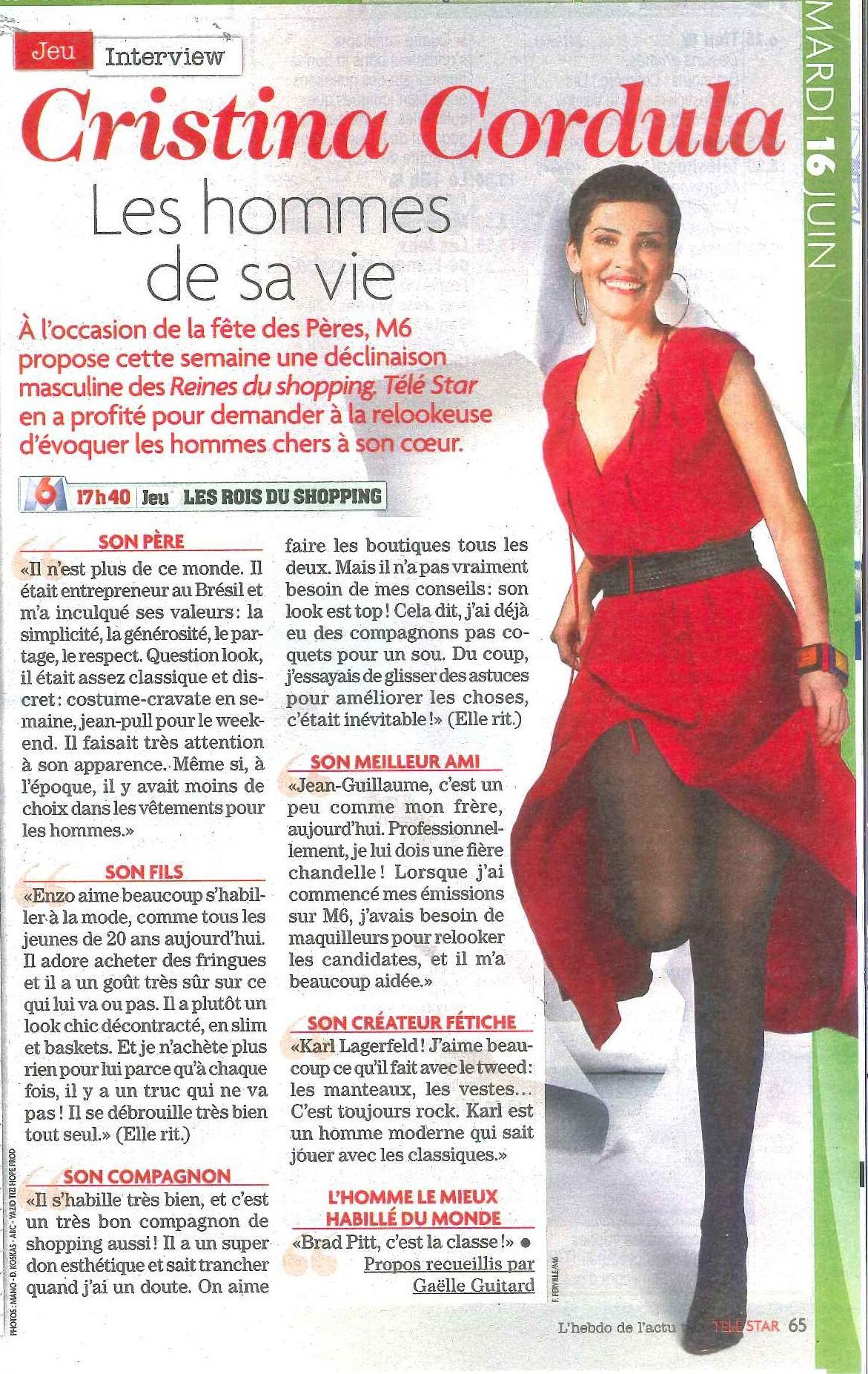 Tele-Star_Cristina