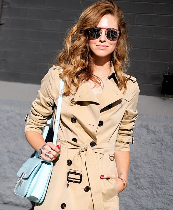 Comment porter le trench coat - Comment porter le keffieh ...