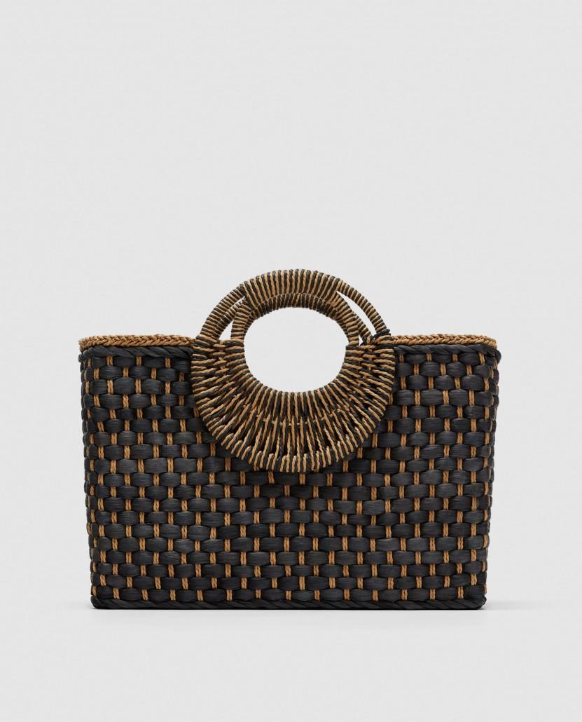 Shopper Cabas Zara - 39,95€