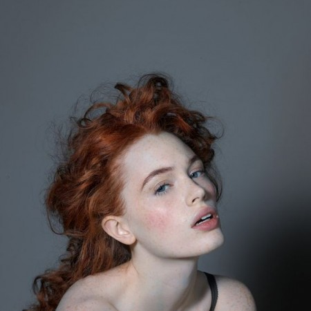 Maquillage Rousse
