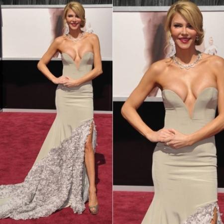 Brandi Glanville - Oscars 2013