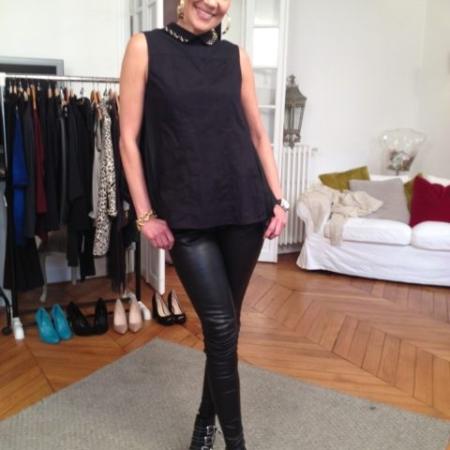 Look Cristina Cordula Nouveau Look pour une Nouvelle Vie