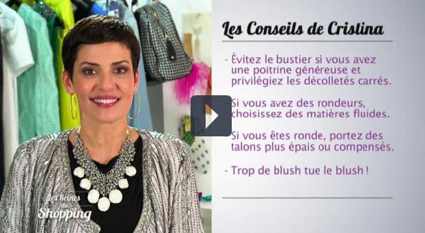 Comment mettre en valeur une poitrine généreuse   - Cristina Cordula 6d4dc0617cf