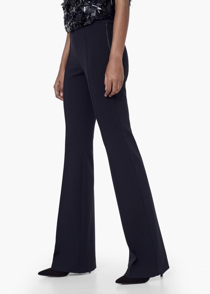 Pantalon de costume flare MANGO 59,99€