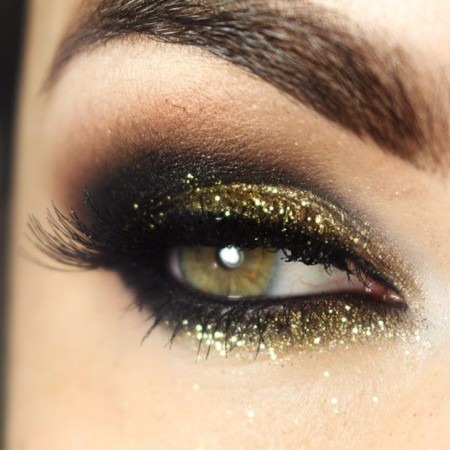 Maquillage_Paillettes