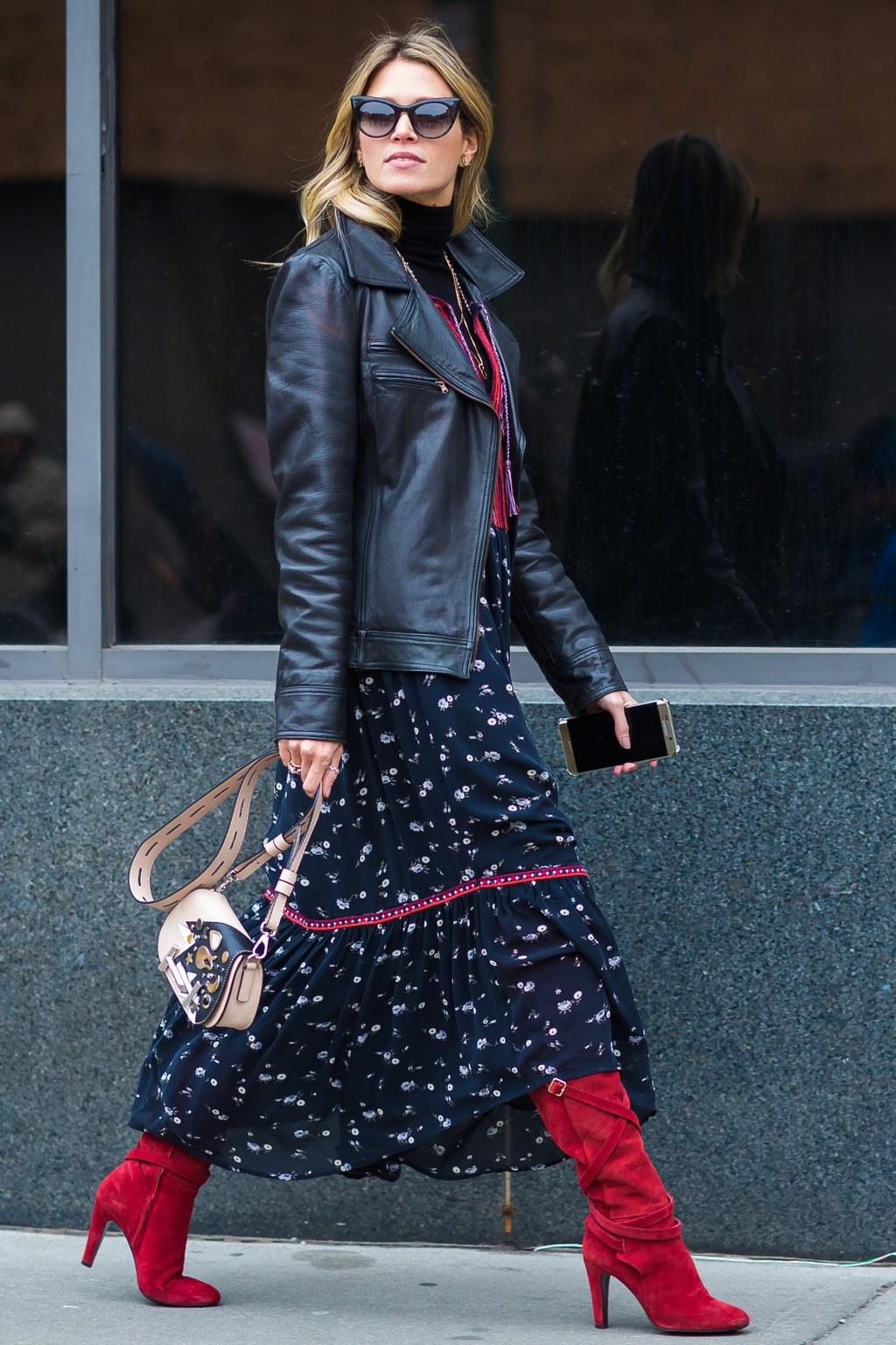 0b5fc885268 Féminine et branchée en hiver... Shopping Inside! - Cristina Cordula