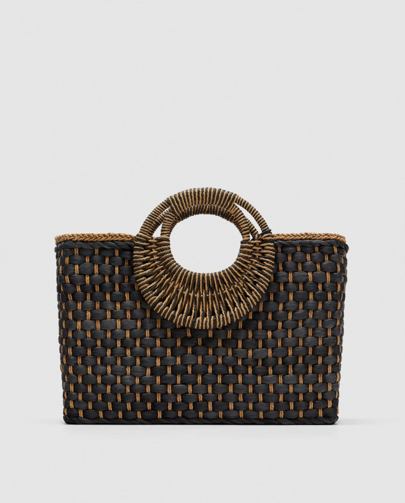 Shopper Cabas Zara - 39,95€